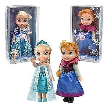Cantano Giochi Amazon Preziosi Frozen esDisney 50515 Elsa Anna c3jR54LAqS