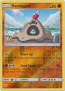 Pokemon Sun /& Moon TCG Card 109//149 Yungoos Reverse Holo