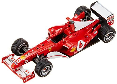 Model Car FERRARI F2003 No.1 (SF14/03) 1/43 Michael Schumacher USA GP Japanese F1 Racing Model Cars by IXO