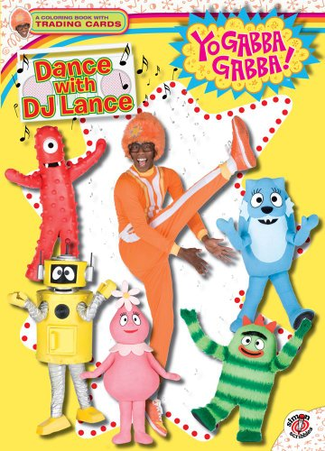 Dance with DJ Lance (Yo Gabba Gabba!)