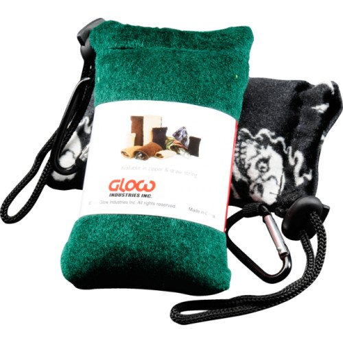 BUG RUGZ PADDED PIPE POUCH ASSORTED COLORS 6