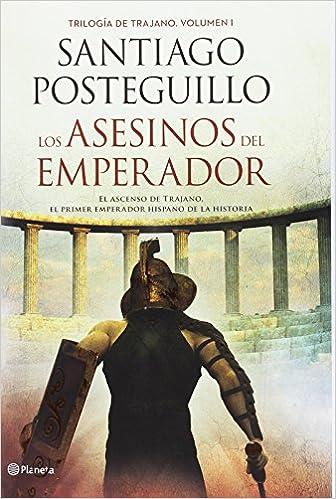 Estuche de Navidad trilogía de Trajano: Santiago Posteguillo ...