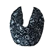 Infinity Nursing Scarf Breathable PRIVATE All Around Coverage for Mom/Baby