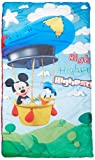 Disney Mickey Mouse Club House Mickey Play Slumberbag With Bonus Backpack
