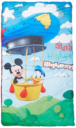 - Disney Junior Mickey Mouse Clubhouse Mickey Play Slumberbag With Bonus Backpack