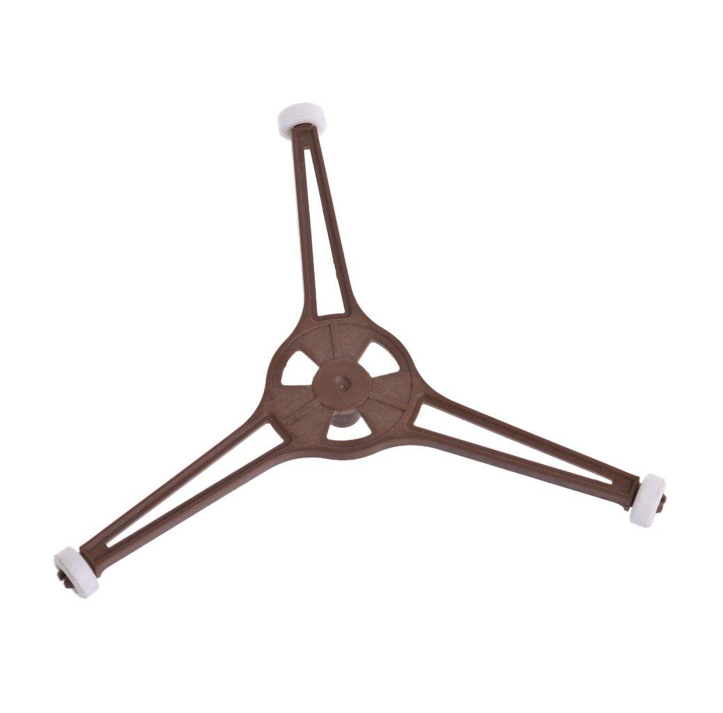 Bandeja para horno microondas con forma de triángulo para ...