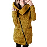 Cheap Jackets Winter Warm Zipper Sweatshirt Tops Cardigan Coat AfterSo Womens