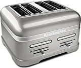 4 way toaster - KITCHENAID PRO LINE SERIES 4-SLICE AUTOMATIC TOASTER SUGAR PEARL