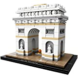LEGO Architecture Arc De Triomphe 21036 Building Kit (386 Piece)