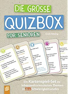 Lustige quizfragen für senioren