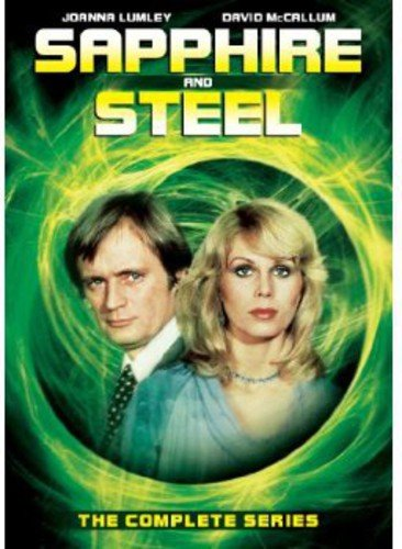 Sapphire & Steel: The Complete Series (Program Sapphire)