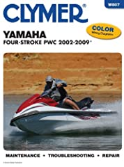 Technical Repair Manual. Yamaha Four Stroke PWC 2002-2009. Complete troubleshooting section helps identify specific problems. Written from hand-on experience based on a vehicle teardown and rebuild using commonly available tools. Tips give va...