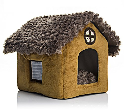 OSPet Portable Dog House Warm And Cozy Indoor / Outdoor, Great For Dogs, Cats, Kittens, Puppies, and Rabbits For Sale