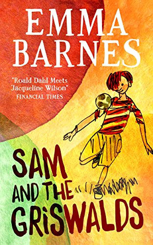 book cover of Sam and the Griswalds