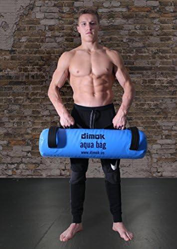 Alternativa//–/Port/átil Peso Fuerza Ejercicio//–/Viene con una Bomba de pie // dimok Crossfit Training Aqua Bolsa/ /Entrenamiento de Gimnasio en casa