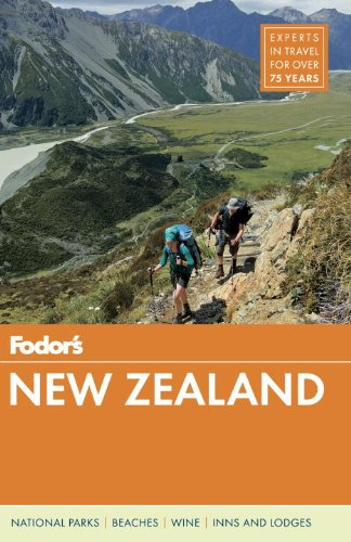 Fodor's New Zealand (Full-color Travel Guide)