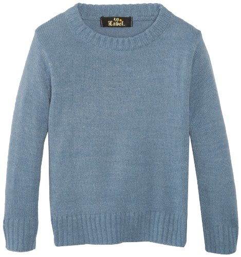 X-Label Boys 2-7 Blue Toddler Pullover Sweater