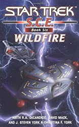 Wildfire (Star Trek: S.C.E., Book Six)