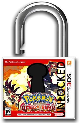 Pokemon Omega Ruby Unlocked All 721