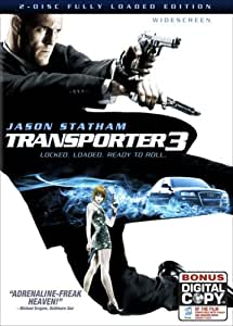 Transporter 3 (Two-Disc Edition)