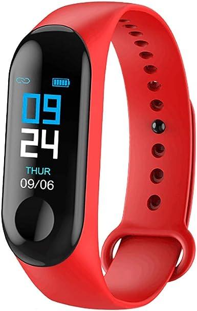 MSSweet-Electrónica HucodeVan Reloj Inteligente para Fitness ...