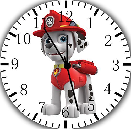 Paw Patrol Marshall Wall Clock