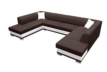 U Shaped Sofa Bed Arco U Modern Couch Brand New Seater Sleeping