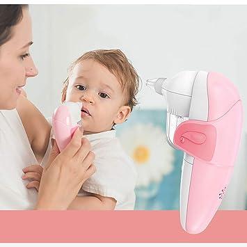 WDXIN Aspirador Nasal Bebe Electrico Diseño de prevención de ...