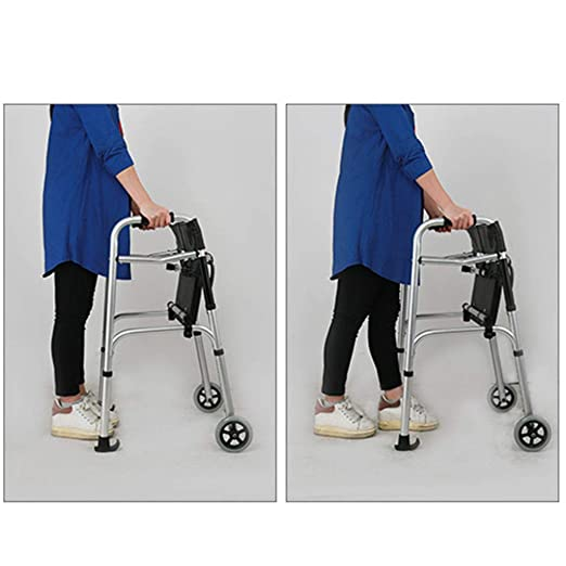 Amazon.com: Marco de aluminio para paseos de ancianos ...