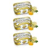 GRETHER'S Pastilles Elderflower Sugar Free 60g/2.1oz - 3 Pack