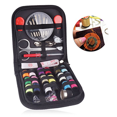 SEWING KIT for Sewing Repairs at Home & in the Office by JEICY