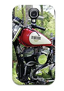 Galaxy S4 Case Cover Skin : Premium High Quality Motorcycle Case