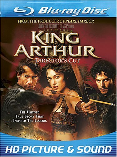 King Arthur (Director's Cut) [Blu-ray] by Touchstone Home Entertainment