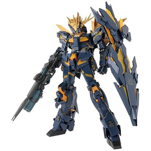 Bandai Tamashii Nations PG 1/60Unicorn Gundam 02Banshee Norne (Gundam UC Action Figure
