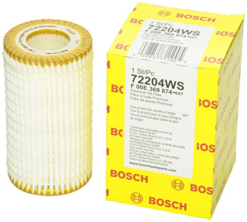Bosch 72204WS / F00E369874 Workshop Engine Oil Filter