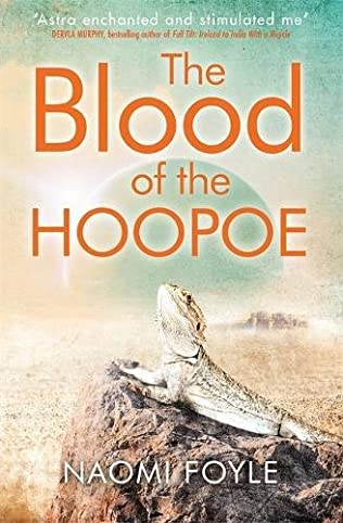 book cover of The Blood of the Hoopoe