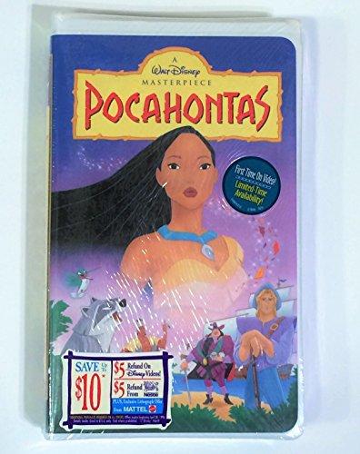 Walt Disney Pocahontas [VHS] (Russell Für Männer)