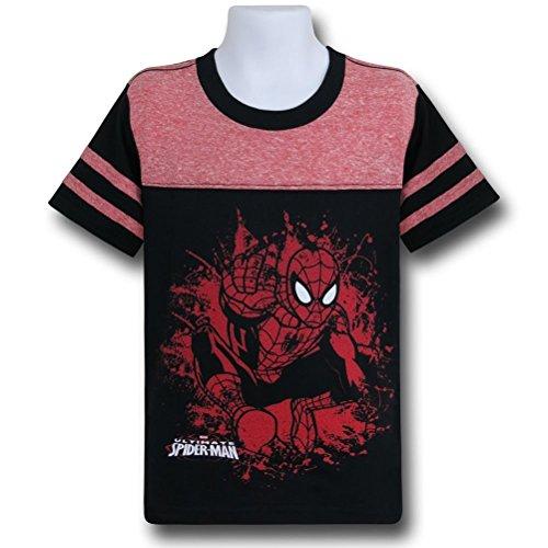 Spiderman Spidey Splash Kids T-Shirt- Juvenile 7