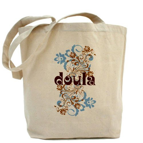 Cafepress Doula Gift Tote bag – standard multi-color by Cafepress