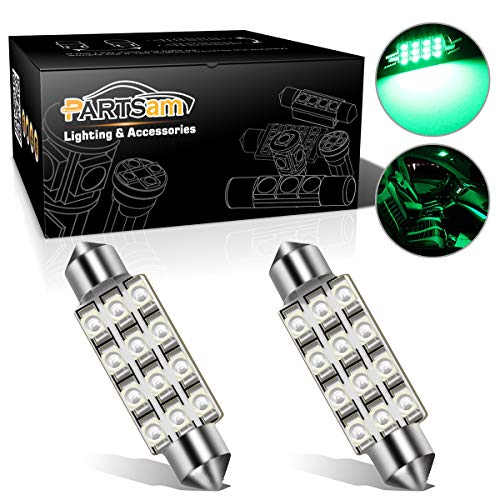 Green Led Dome Lights in US - 4