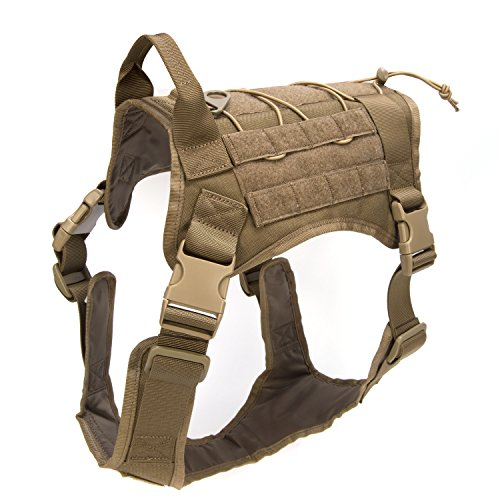 xl dog harness backpack - 3