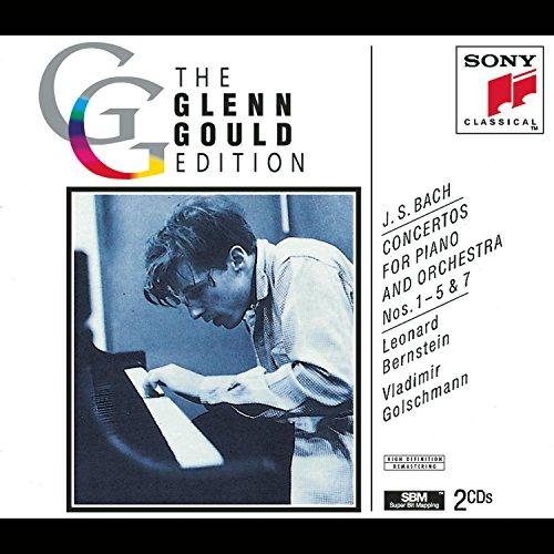 Bach: Concertos for Piano and Orchestra Nos. 1-5 & 7 (The Glenn Gould (Bach Keyboard Concertos)