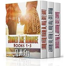 Summer Lake Romance Boxed Set (Books 1-3)