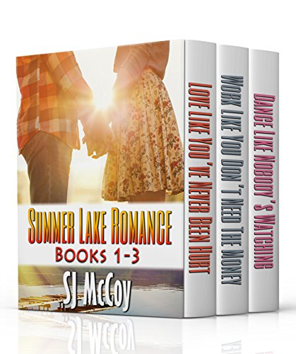 Summer Lake Romance Boxed Set (Books 1-3) (Romance Novels About Best Friends Falling In Love)