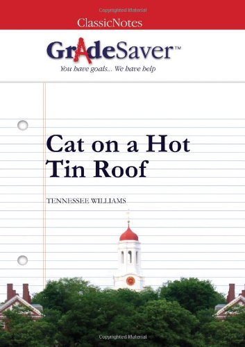 Tennessee williams cat on a hot tin roof essay writer