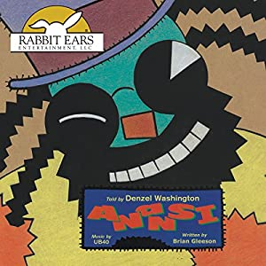 Anansi Audiobook