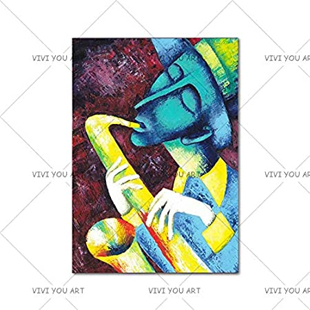 Hchd 100 Fait Main Peinture à L Huile Picasso Célèbre