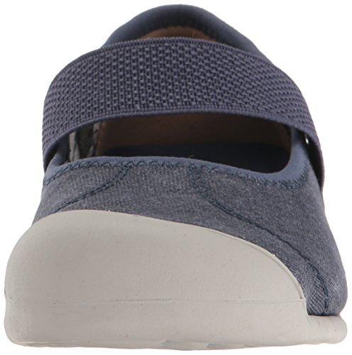 Appassionato Womens Sienna Mj Canvas Shoe Crown Blue