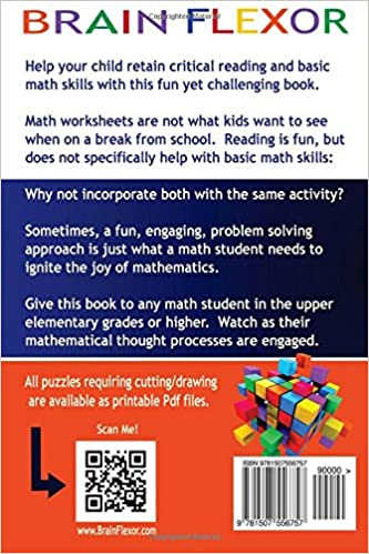 Amazon.com: Brain Flexor: Math Questions and Puzzles To Promote ...