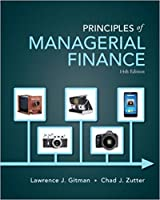 Principles of Managerial Finance, 14th Edition Front Cover